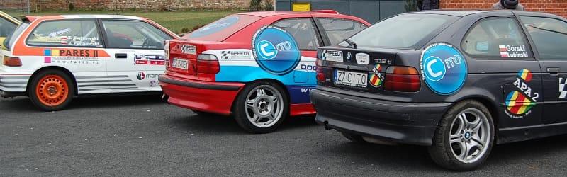 Samochody rajdowe Cito Szczecin Odszkodowania