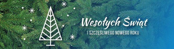 Życzenia Boże Narodzenie i Nowy Rok