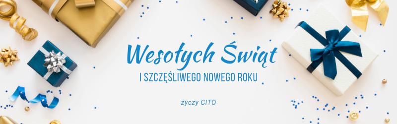 CITO Szczecin Boże Narodzenie 2020